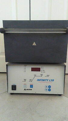 **Whip Mix Jelrus Infinity L30 Burnout Oven Furnace Dental Lab**