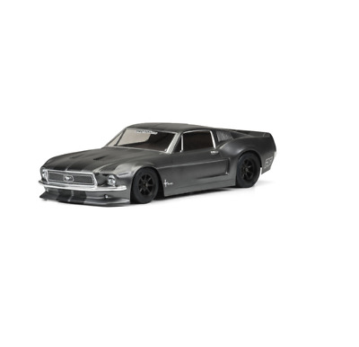 PRO155840 Proline 1968 Ford Mustang Clear Body for VTA (Vintage Trans Am)