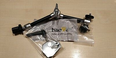 Haoge 11 inch pro Articulating Friction Magic Armcamera tripod