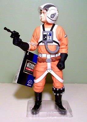 New Star Wars Wedge Antilles X-Wing Pilot Vinyl Action Figure by Applause