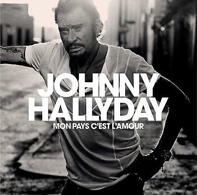 Johnny Hallyday - Mon Pays C'est L'amour (Collecters Edition)   Cd Neuf