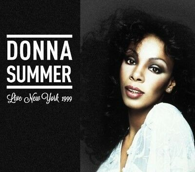 Donna Summer - Live In New York 1999  Cd Neuf
