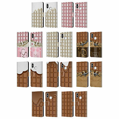 Head Case Designs Chocolaty Leather Book Wallet Case Cover For Xiaomi Phones