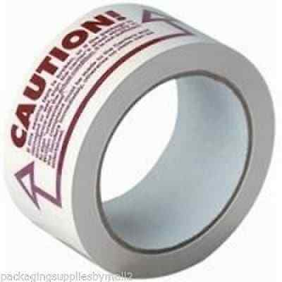 72 Rolls Safety Caution Tape 2.0 MIL 2-inch x 110 Yards