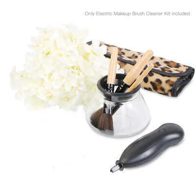 Electric Cosmetic Makeup Brush Cleaner and Dryer Machine Washing Tool Best Sale