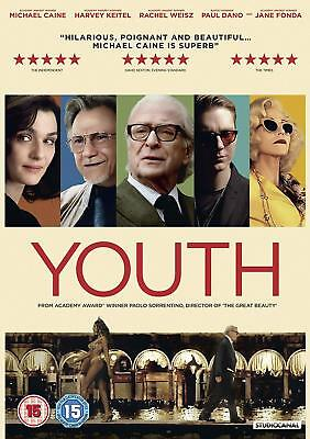 Youth DVD (2016) NEW