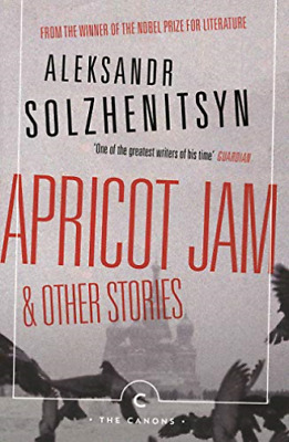 Aleksandr Solzhenitsyn-Apricot Jam And Other Stories BOOK NEW