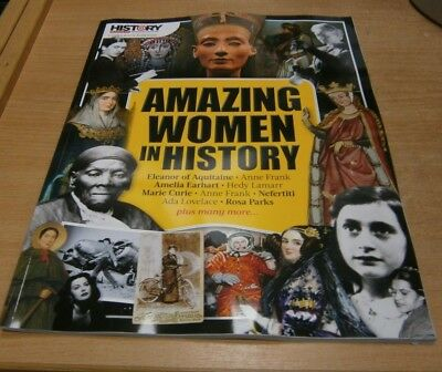 History Revealed magazine Collector's Editions Amazing Women in History