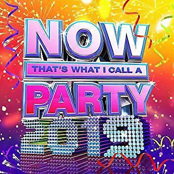 NOW That's What I Call A Party 2019 - Various Artists (NEW 2CD)