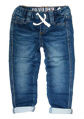 S.OLIVER Jungen Jogg Jeans / Hose in blue denim Reg Fit 0513 55Z4