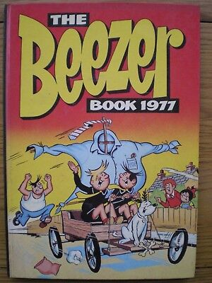 Beezer Annual 1977 in good condition