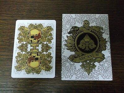 "SUPERB PACK ""Bicycle Type - Arcanum (SUPERB)"" Pack of Playing Cards"