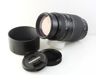 Tamron AF 70-300mm f4-5.6 Di LD Telephoto Macro zoom lens in Sony A mount