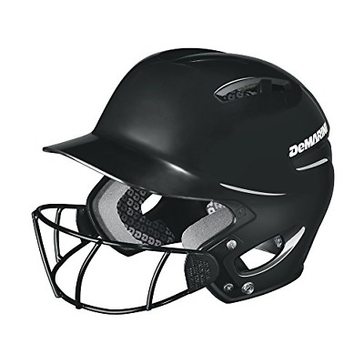Demarini Paradox Protégé Pro Batting Helmet with Softball Mask