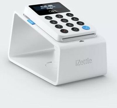 iZettle Chip and PIN Card Reader with Contactless Payment And Dock Free P&P