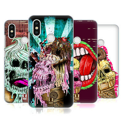 Head Case Designs Ice Cream Skull Hard Back Case For Xiaomi Phones