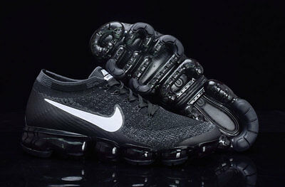 NIKE AIR VaporMax Air Max 2018 Men's Running Trainers Shoes black