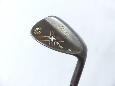 Callaway Golf X Tour Vintage 52° Wedge Steel Wedge Right Hand