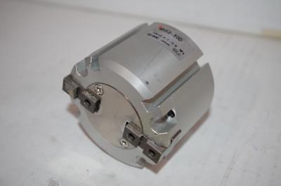 Smc Pneumatic Actuator  Gripper # Mhs2-50D
