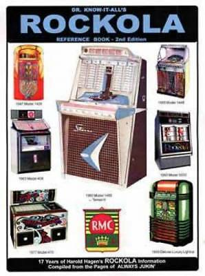 Dr Know It All's Rockola Jukeboxes Reference Book - 2nd Edition