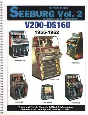 Dr Know It All's Seeburg Jukeboxes Volume 2 Reference Book, 2nd Edition: V200-DS