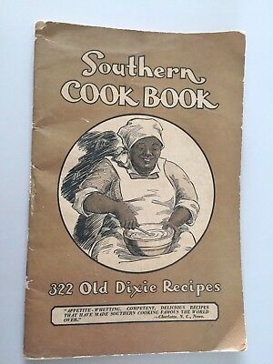 VINTAGE 1939  OLD DIXIE RECIPES  ..SOUTHERN COOK BOOK..nice collectible