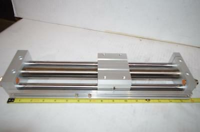 Smc  #  Cdy2S25H-285    Pneumatic Actuator Linear Slide  New!