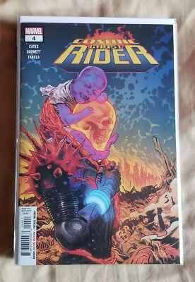 Cosmic Ghost Rider #4 (Of 5) Marvel Comics Near Mint In Hand Shipped Securely 🔥