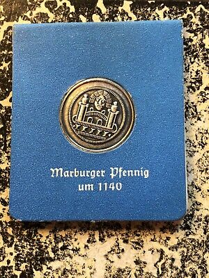 Undated Modern Germany Marburger Pfennig Token Lot#JM561
