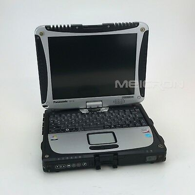 Panasonic Toughbook CF-19 MK2 Intel C2D U7500 2x1.06GHz 2GB RAM 120GB HD #11