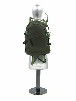 1/6 Scale Toy Navy Seal Combat Team - Green Backpack