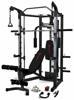 Marcy RS7000 Deluxe Smith Machine Home Multi Gym.