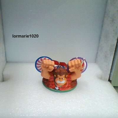 Disney Parks Wreck It Ralph Christmas Ear Hat Ornament New with tags