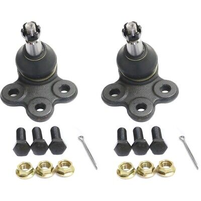 2 FRONT LOWER BALL JOINT SET PAIR FOR CHEVROLET EQUINOX GMC TERRAIN 10-17
