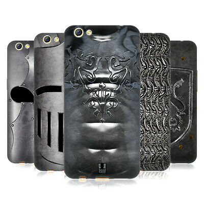 Head Case Designs Medieval Armory Soft Gel Case For Oppo Phones