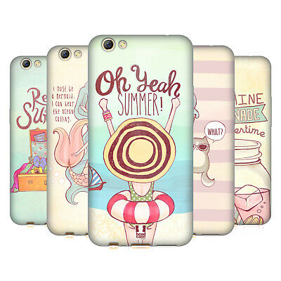 Head Case Designs My Kind Of Summer Soft Gel Case For Oppo Phones