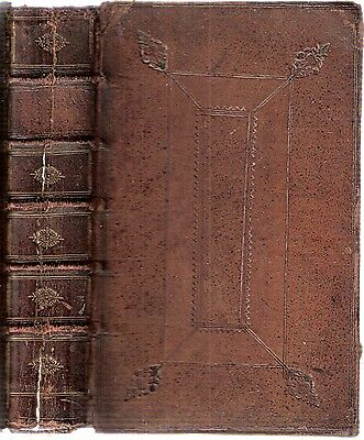 Antiquarian, 20 booklets 'Sermons' bound in one volume preached pntd 1704-1712