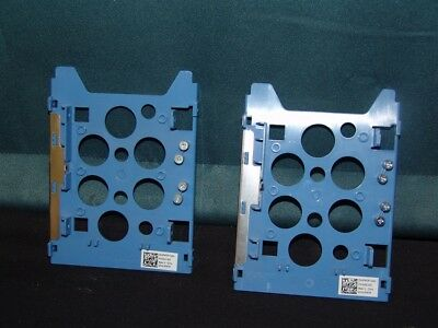 """Lot of 2 FMT3P T3610 T3600 T5600 T7810 Precision HD Bracket Assembly 2.5"""" Caddy!"""