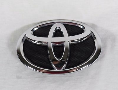 E fit 2009-2013 Toyota COROLLA Front Bumper Emblem Front Grille Grill Badge Logo