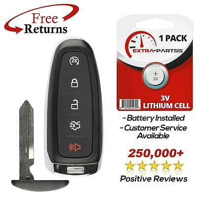 For 2011 2012 2013 2014 2015 Ford Edge Smart Prox Remote Key Fob M3N5WY8609
