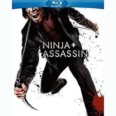 😀 Ninja Assassin (Blu-ray/DVD, 2010, 2-Disc Set)