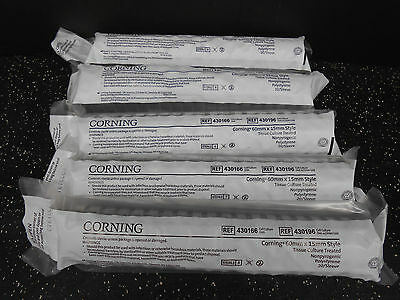 Lot Of 5 Corning 430166 Tissue Culture Treated Cell Culture Dish 60 X 15Mm 20/Sl