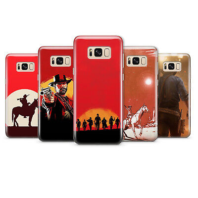 Red Dead Redemption game phone case cover for Samsung