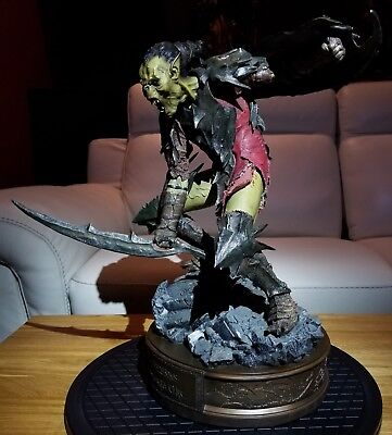 Moria Orc Premium Format Figure by Sideshow Collectibles - The Lord of the Rings