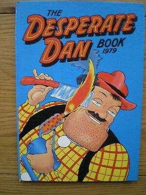 Desperate Dan Annual 1979 in excellent condition