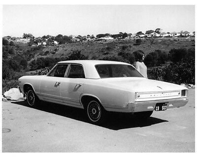 1967 Acadian Beaumont South Africa Sedan Automobile Factory Photo cb2472