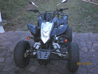 ATV QUAD SHINERAY XY 150 STE EZ 2013 orig.1565km 2.Hd. 6KW an Bastler in 74405 !