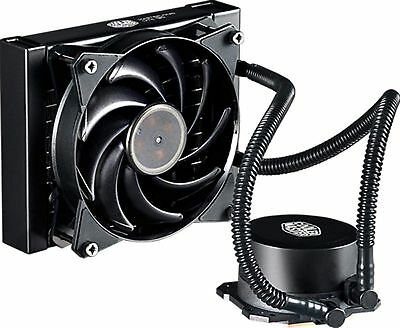 Cooler Master MasterLiquid Lite 120 CPU Liquid Water Cooler for AMD AM4 INTEL