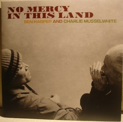 Audiophile LP Ben Harper & Charlie Musselwhite – No mercy in this land *Mint -*