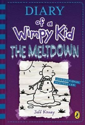 Diary of a Wimpy Kid: The Meltdown (book 13) by Jeff Kinney 9780241321980
